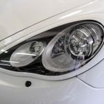 Octavio Dotel's 2010 PorschePanamera Turbo Front light