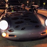 Pharrell William's car Porsche 550 Spyder