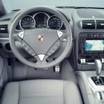 Porsche Cayenne 2003 wallpaper Interior