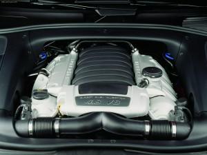 Red Porsche Cayenne GTS 2008 1600x1200 wallpaper Engine