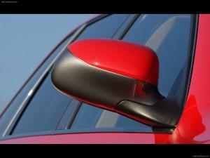 Red Porsche Cayenne S Titanium 2006 1600x1200 wallpaper Mirror