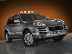 Umber Metallic Porsche Cayenne S Transsyberia 2010 1600x1200 wallpaper Front angle view