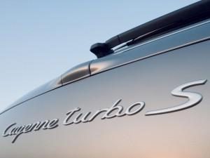 Umber Metallic Porsche Cayenne Turbo S 2006 1600x1200 wallpaper Sign
