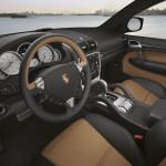 Porsche Cayenne Turbo S 2009 1600x1200 wallpaper Interior