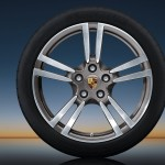 Porsche Panamera 2010 1600x1200 wallpaper Wheel