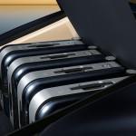 Aqua Blue Metallic Porsche Panamera 4S 2011 wallpaper