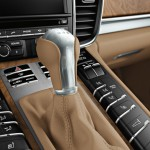 Porsche Panamera S 2011 3000x1560 wallpaper Interior Gear box