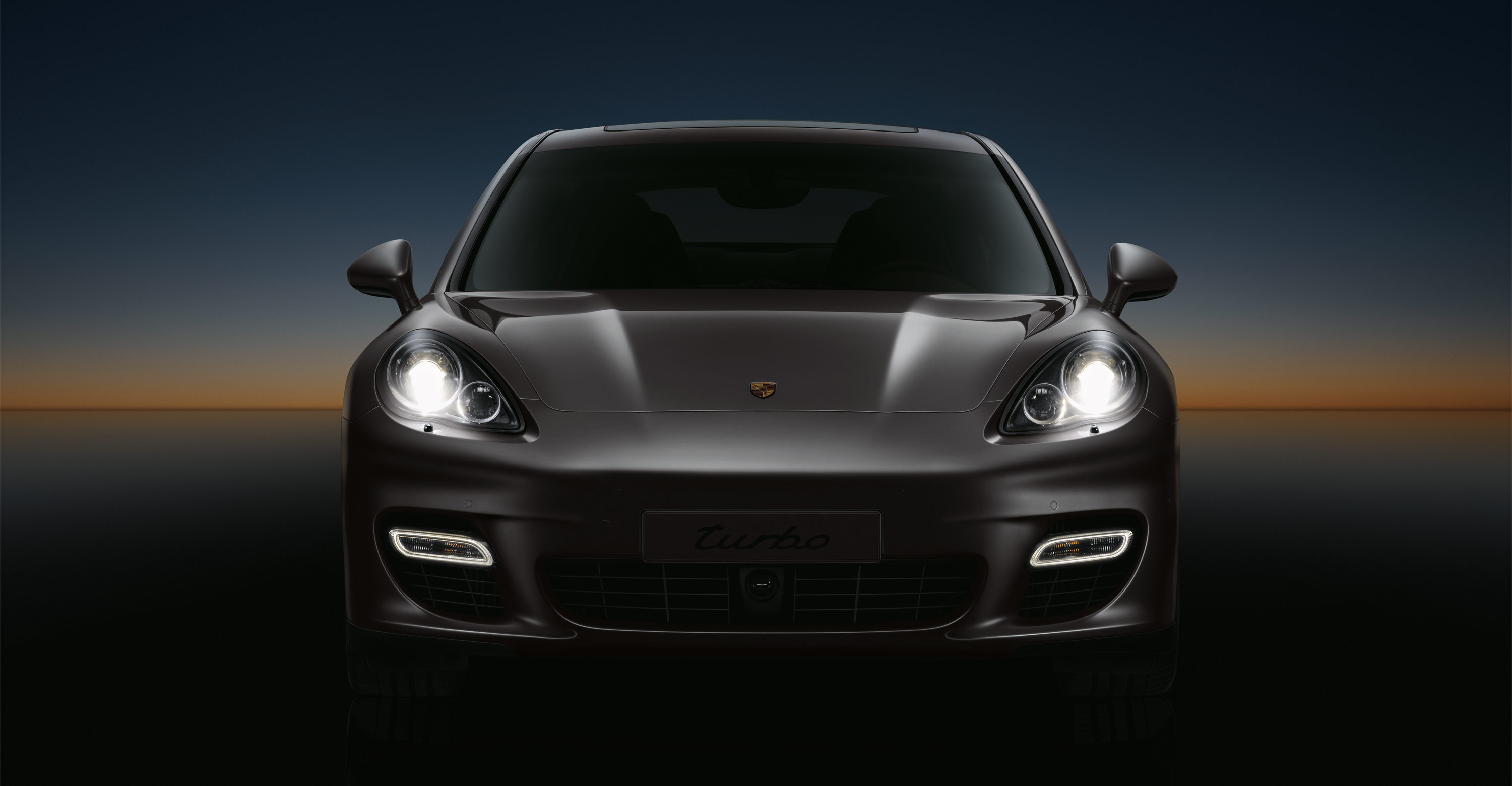 2011 Panamera Turbo Wallpapers