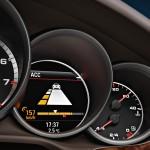 GT Silver Metallic Porsche Panamera Turbo 2011 wallpaper Interior Dashboard