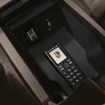 GT Silver Metallic Porsche Panamera Turbo 2011 wallpaper Interior Phone