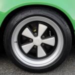 2011 Singer Racing Green Porsche 911 Wheel