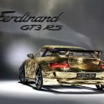 Slowest Porsche Ferdinand GT3 RS back