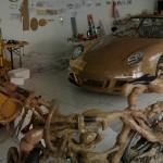 Slowest Porsche Ferdinand GT3 RS construction