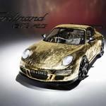 SSlowest Porsche Ferdinand GT3 RS front+top