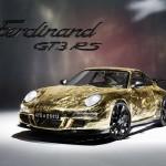 SSlowest Porsche Ferdinand GT3 RS front