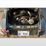 Steve McQueen 1970 porsche 911s engine