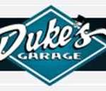 Dukes Garage logo