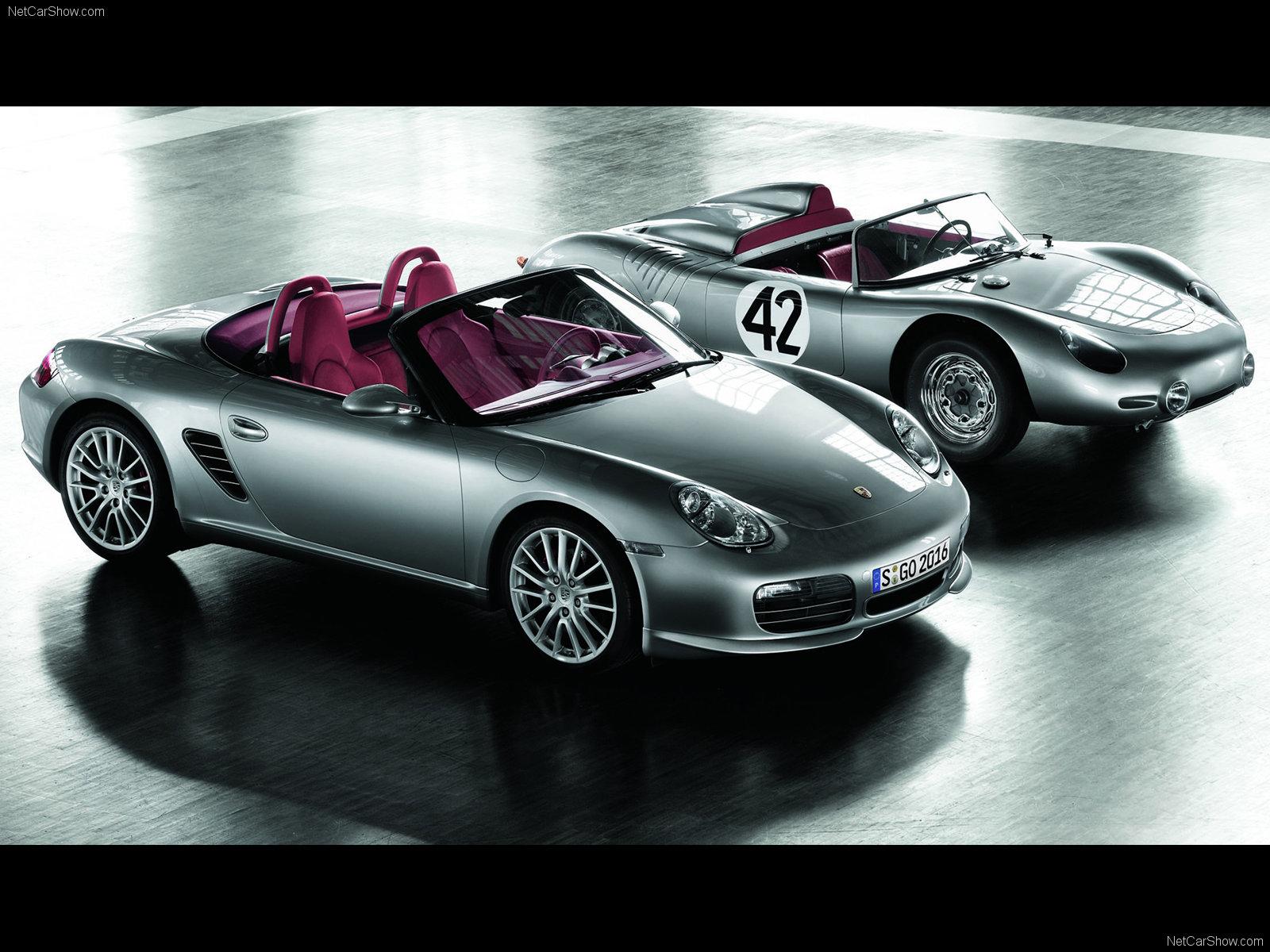 2008 Porsche Boxster Rs 60 Spyder Wallpapers