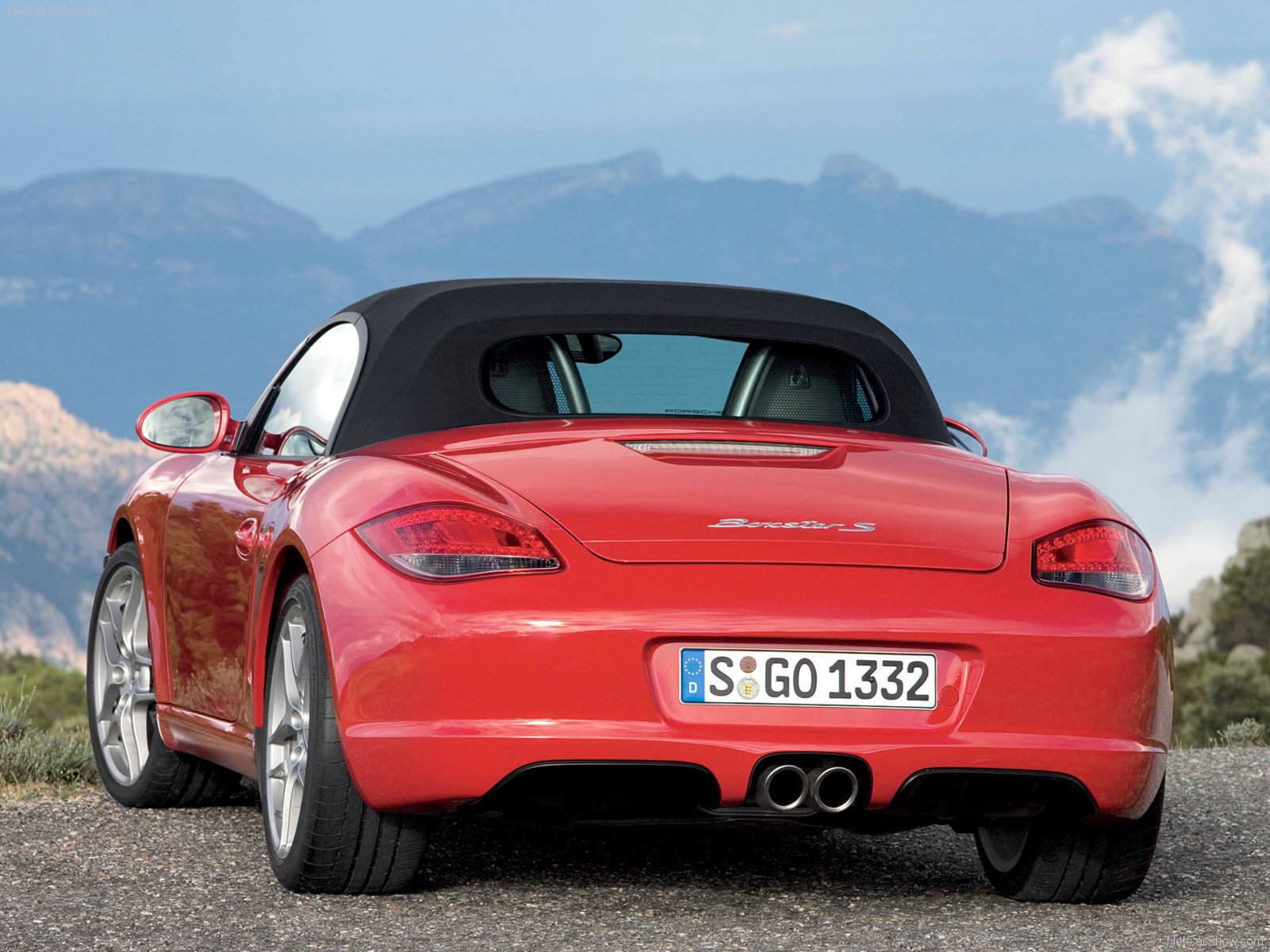 2009 Porsche Boxster S Wallpapers