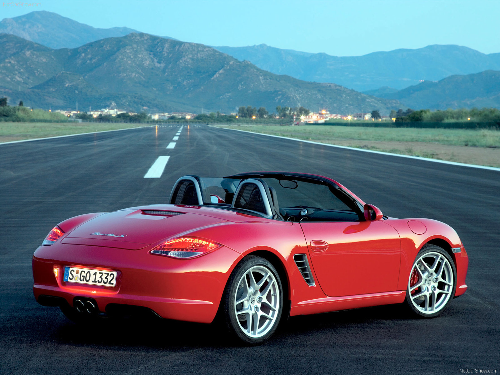 2009 porsche boxster s wallpapers. Black Bedroom Furniture Sets. Home Design Ideas