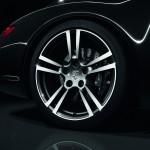 2011 Black Porsche 911 Black Edition Wallpaper Wheel