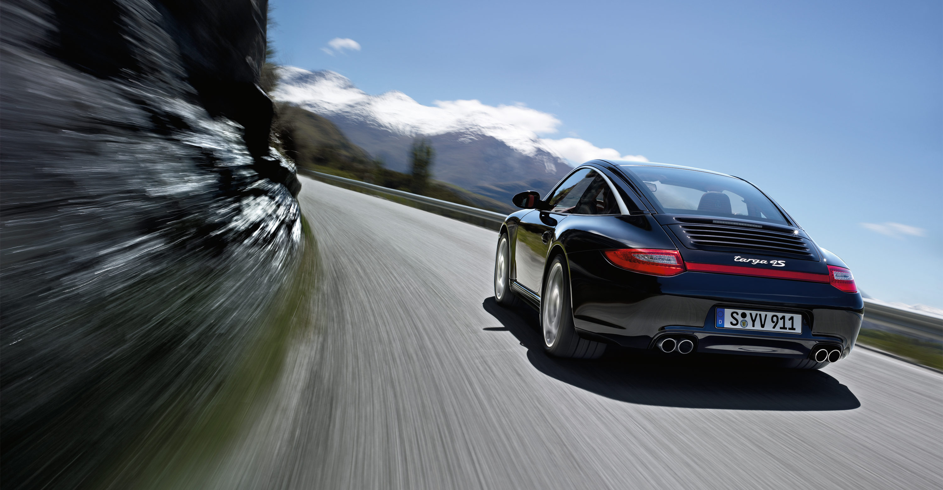 911 Targa 4s >> 2011 Black Porsche 911 Targa 4S wallpapers