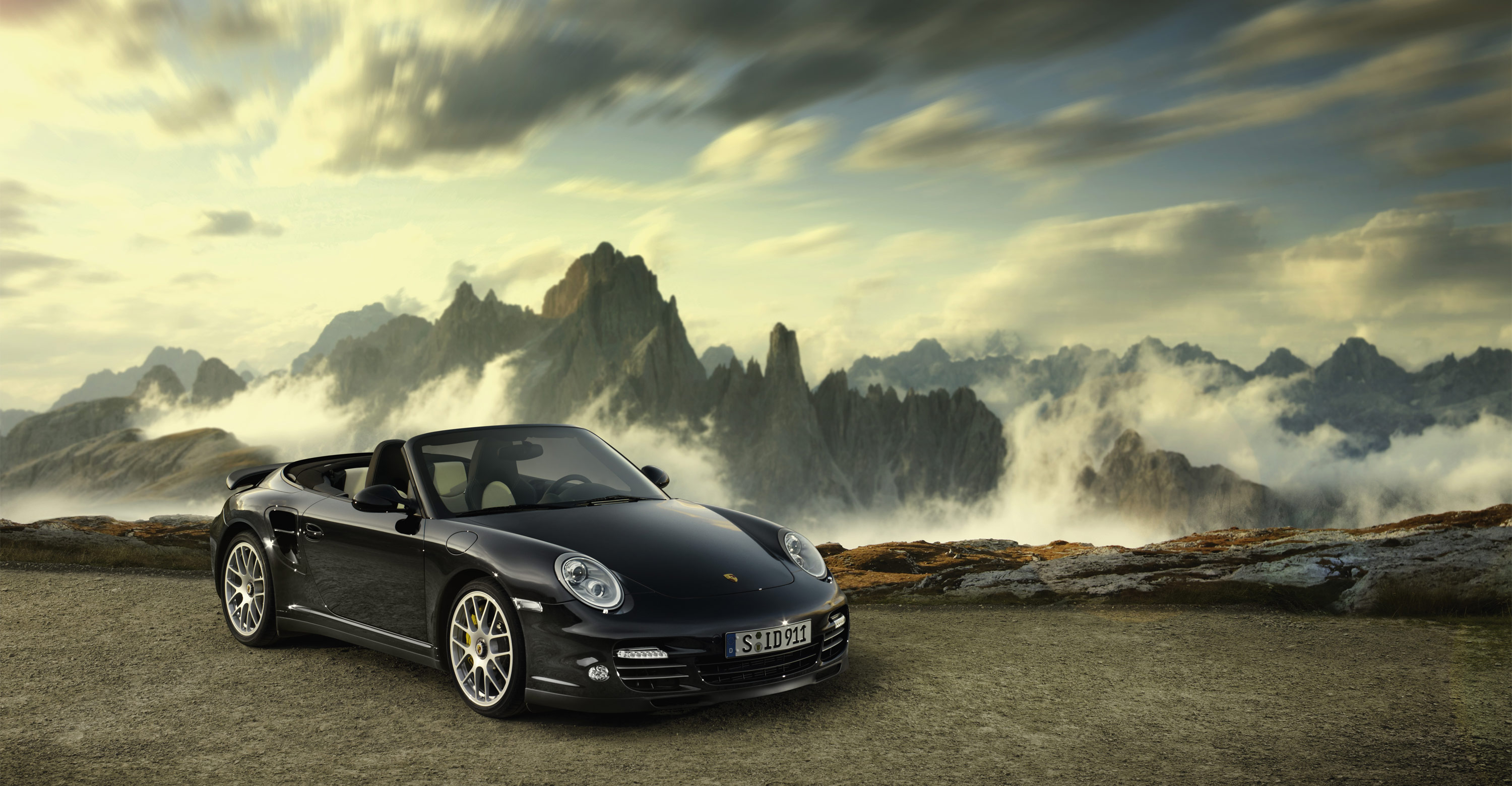 Porsche Turbo S Spyder Wallpapers Inspirational Porsche