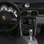 2011 Brown Porsche 911 Carrera S Wallpaper Interior