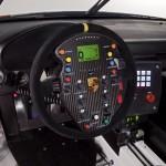 2011 Orange Porsche 911 GT3 R Hybrid 2.0 Interior