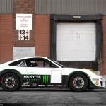 2011 Porsche 911 GT3 RS Monster Side view