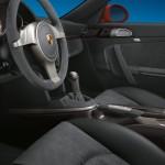 2011 Red Porsche 911 GT3 Wallpaper Interior