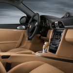 2011 Silver Porsche 911 Carrera Wallpaper Interior