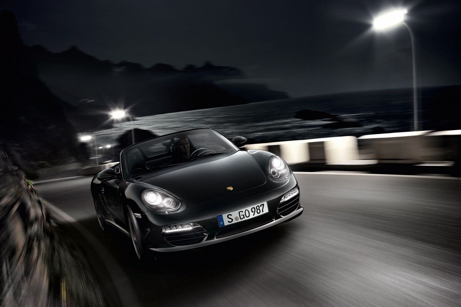 Used Porsche 911 For Sale >> 2011 Porsche Boxster S Black Edition Wallpapers