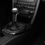 2011 Porsche Boxster S Black Edition Interior Gear box