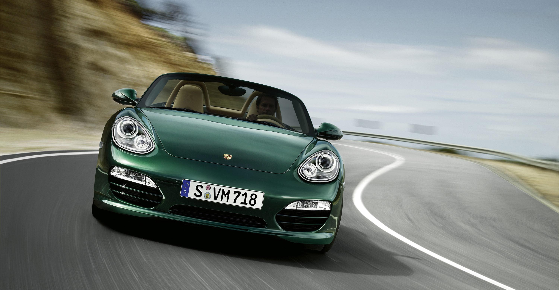 2011 Porsche Boxster Wallpapers