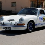 2011 Rally Costa Brava Historic Porsche