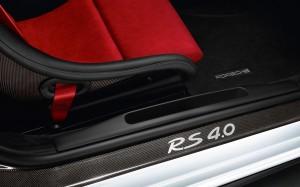 Limited 2011 Porsche 911 GT3 RS 4.0 Interior Seats
