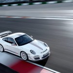 Limited 2011 Porsche 911 GT3 RS 4.0 Front angle top view