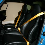 Jerry Seinfeld's 1997 Porsche 911 Turbo S Interior Seats