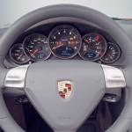 2007 Red Porsche 911 Targa 4 Wallpaper Interior Steering wheel