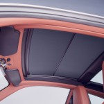 2007 Red Porsche 911 Targa 4 Wallpaper Interior roof