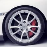 2007 White Porsche 911 GT3 Wallpaper Wheel