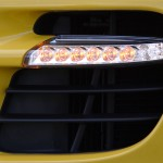 2007 Yellow Porsche 911 Turbo Wallpaper Front bumper