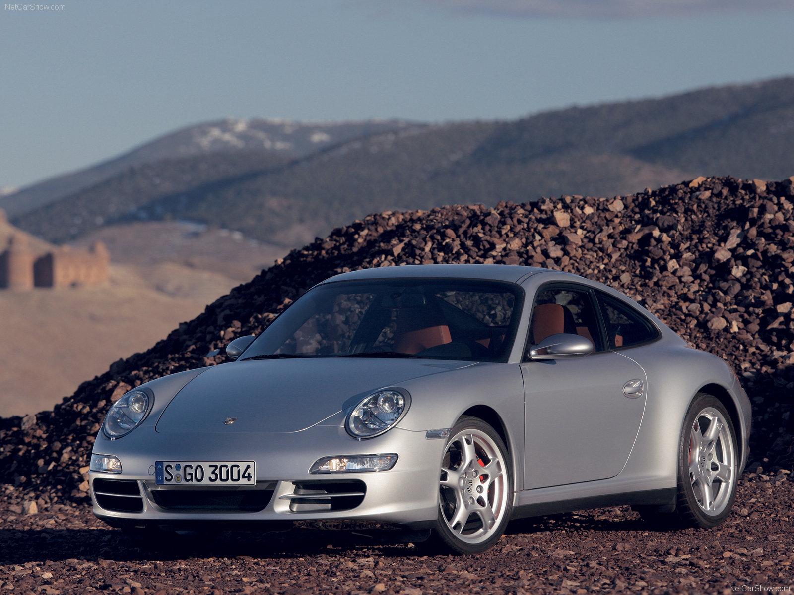 2008 Porsche 911 Carrera Wallpapers
