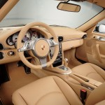 2009 Porsche 911 Carrera Wallpaper Interior