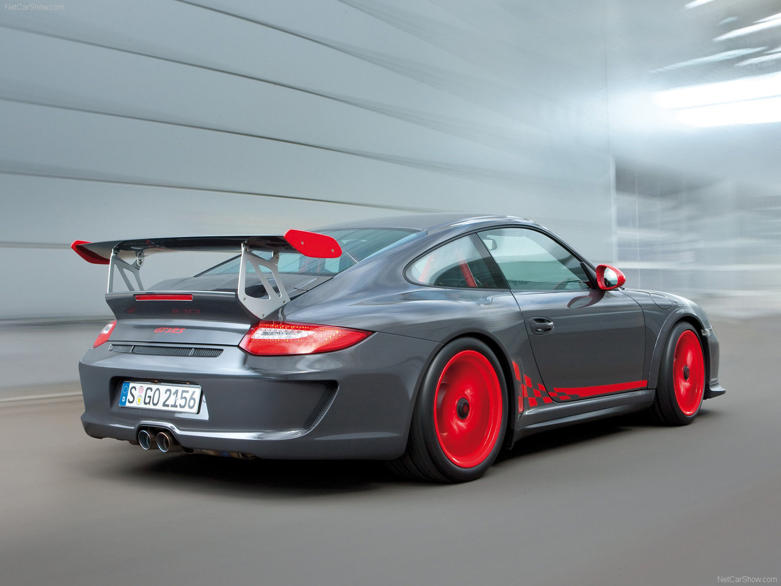 2010 Porsche 911 Gt3 Rs Wallpapers