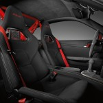 2010 Porsche 911 GT3 RS Wallpaper Interior