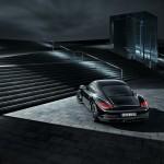 2012 Porsche Cayman S Black Edition Rear angle top view