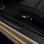 Limited Porsche 911 Turbo S China 10 Year Anniversary Edition Interior Door sill