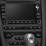 Limited Porsche 911 Turbo S China 10 Year Anniversary Edition Interior LCD screen
